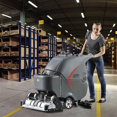 GM-65RBT新万博manbetx官网移动端手推式洗扫一体机|app万博彩票扫洗一体机