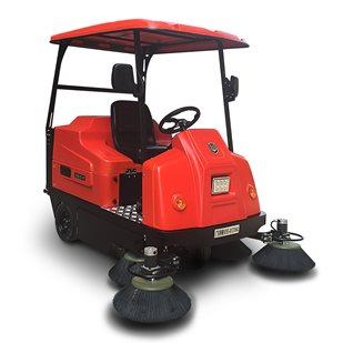 环卫/工业型W1800电动驾驶式扫地车 app万博彩票驾驶式扫