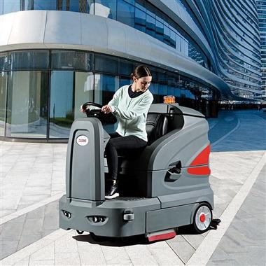 S160新万博manbetx官网移动端智慧型洗地车|app万博彩票中大